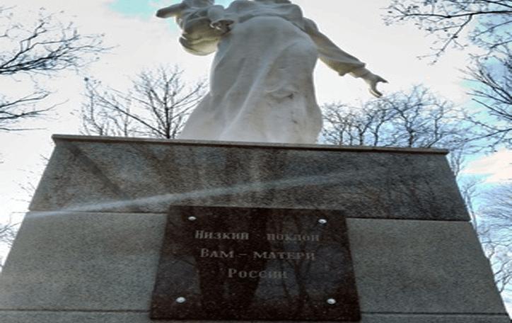 ейск достопримечательности, развлечения ейск, памятники ейск, Памятник матерям России в Ейске